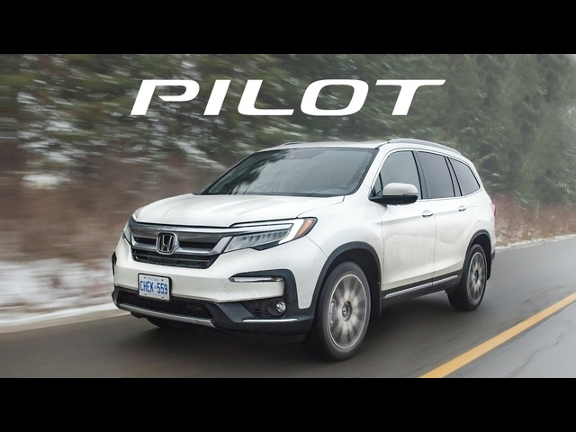 2019 Honda Pilot Review - Now With Added Volume Knob
