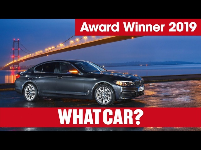 <em>BMW</em> 5 Series – why it's our 2019 Luxury Car of the Year | What Car? | Sponsored