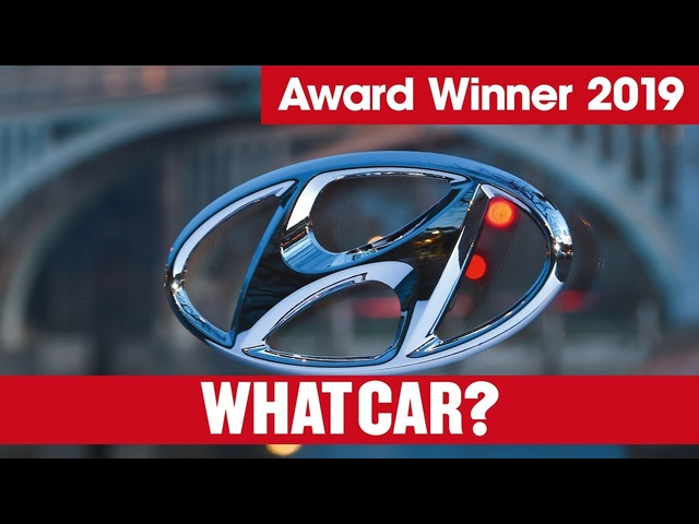 Hyundai – 2019 Technology Award winner | What Car? | Sponsored