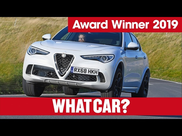 Alfa Romeo Stelvio Quadrifoglio – why it's our 2019 Sports SUV (£60,000+) | What Car? | Sponsored