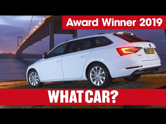 Skoda Superb Estate – why it's our 2019 Estate Car of the Year | What Car? | Sponsored
