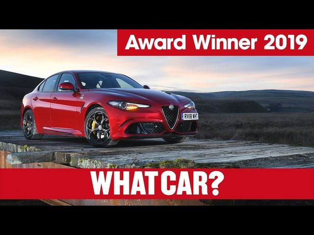 Alfa Romeo Giulia Quadrifoglio – why it's our 2019 Performance Car | What Car? | Sponsored