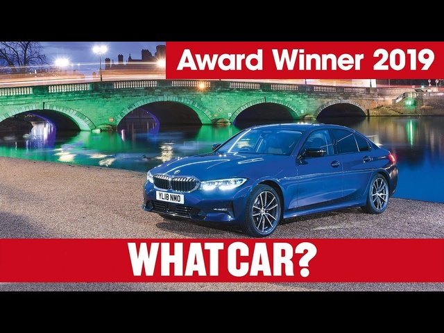 <em>BMW</em> 3 Series – why it's our 2019 Executive Car of the Year | What Car? | Sponsored
