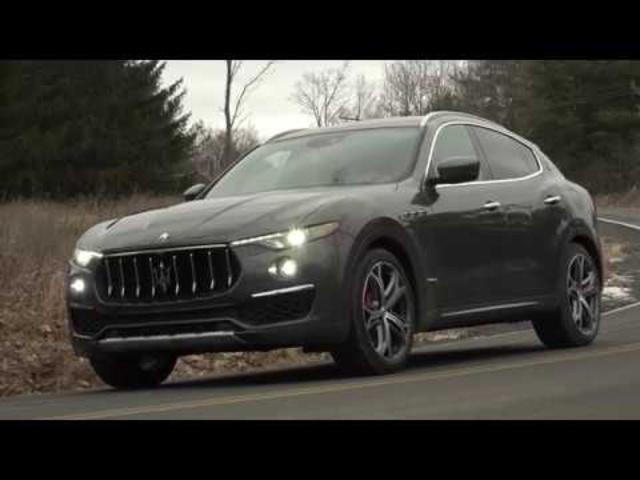 2019 Maserati Levante | This or Cayenne? | TestDriveNow