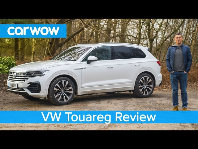 <em>Volkswagen</em> Touareg SUV 2020 in-depth review | carwow Reviews
