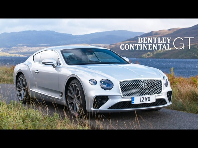 NEW <em>Bentley</em> Continental GT: Road Review | Carfection 4K