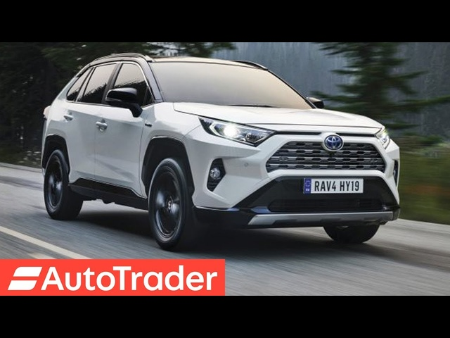 2019 Toyota RAV4 first drive review