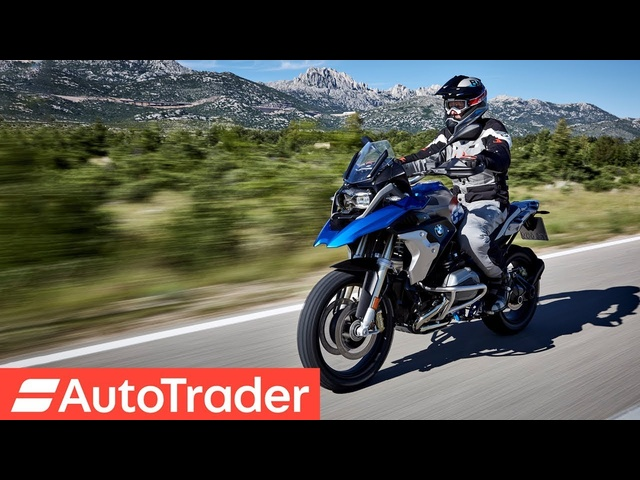 <em>BMW</em> R1200GS Adventure bike review