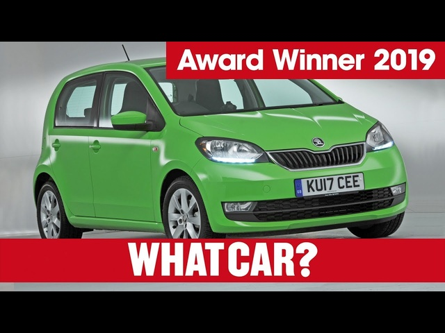 Skoda Citigo – why it's our 2019 City Car (for £9000-£11,000) | What Car? | Sponsored