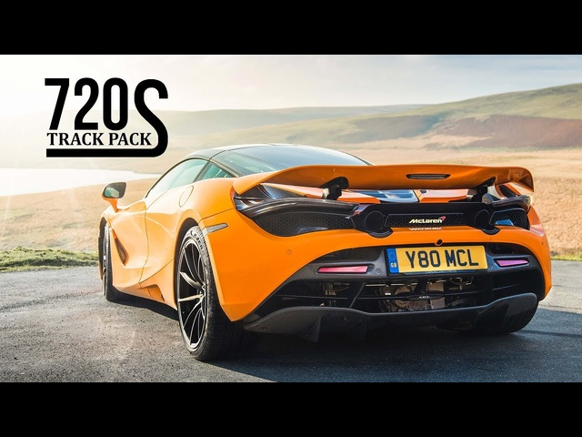 McLaren 720S Track Pack, Road Review: Power Is Addictive! | Carfection 4K