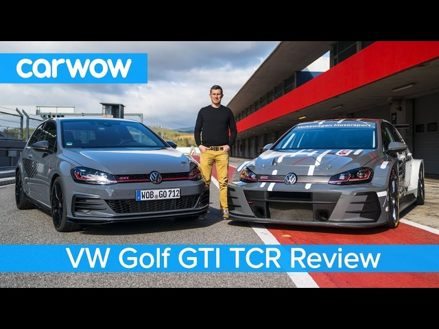 VW Golf GTI TCR 2019 review - is it the best performance <em>Volkswagen</em>? EVER!