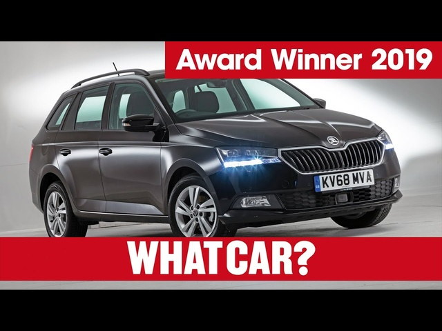 <em>Skoda</em> Fabia Estate – why it's our 2019 Estate Car (for under £18,000) | What Car? | Sponsored