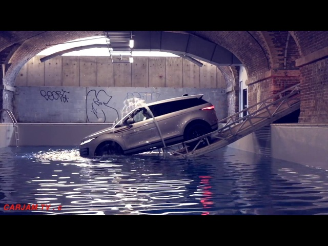 2020 Range Rover Evoque Off Road Swimming Pool Wading Full Specs Review CARJAM New Range Rover 2019