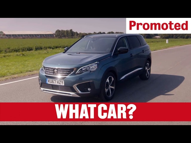 Promoted | <em>PEUGEOT</em> 5008 SUV: Space | What Car?