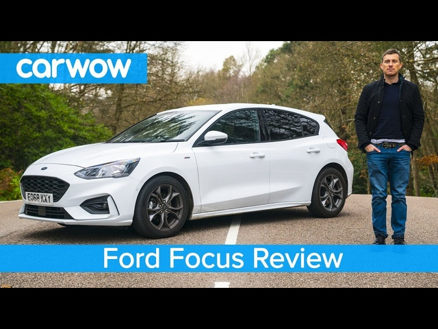 <em>Ford</em> Focus 2019 in-depth review | carwow Reviews