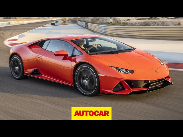 2019 Lamborghini Huracan Evo review | 631bhp supercar track tested | Autocar