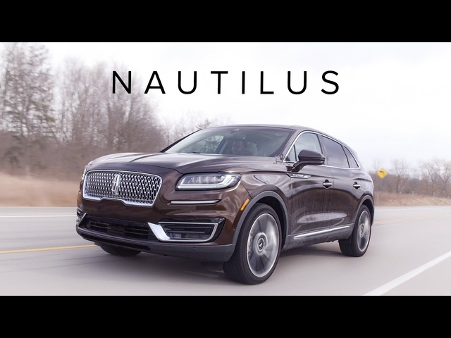 2019 Lincoln Nautilus Review - Worth Getting Over The <em>Ford</em> Edge?