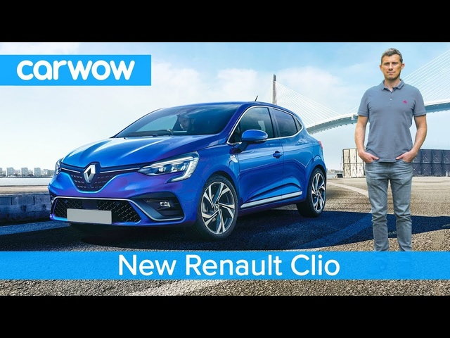 New <em>Renault</em> Clio 2020 revealed - see why it's posher than a VW Polo!