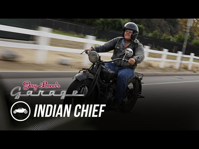 1930 Indian Chief -Jay Leno's Garage