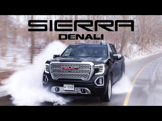 2019 <em>GMC</em> Sierra 1500 Denali Review - It Has A Special Tailgate