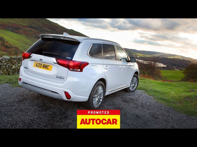 Promoted | Mitsubishi Outlander PHEV: Lake To Peak | Autocar