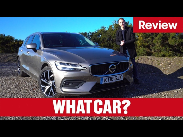 2019 Volvo V60 review - the ultimate all-round estate car? | What Car?