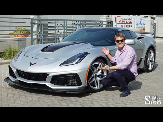 The <em>Corvette</em> ZR1 is the Fastest Vette Ever! | TEST DRIVE