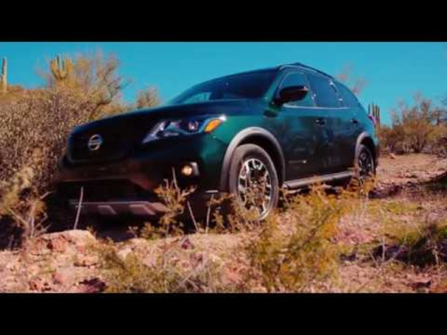 2019 Nissan Pathfinder Rock Creek Edition | Chicago Auto Show | TestDriveNow