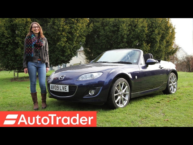 My car is a... <em>Mazda</em> MX-5