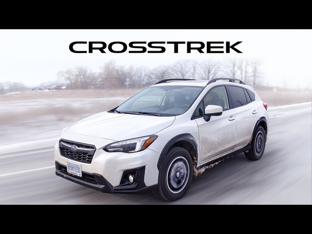 2019 <em>Subaru</em> Crosstrek Review - Crossover or Lifted Impreza?
