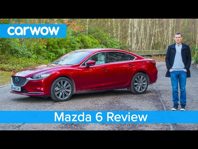 <em>Mazda</em> 6 2019 in-depth review | carwow Reviews