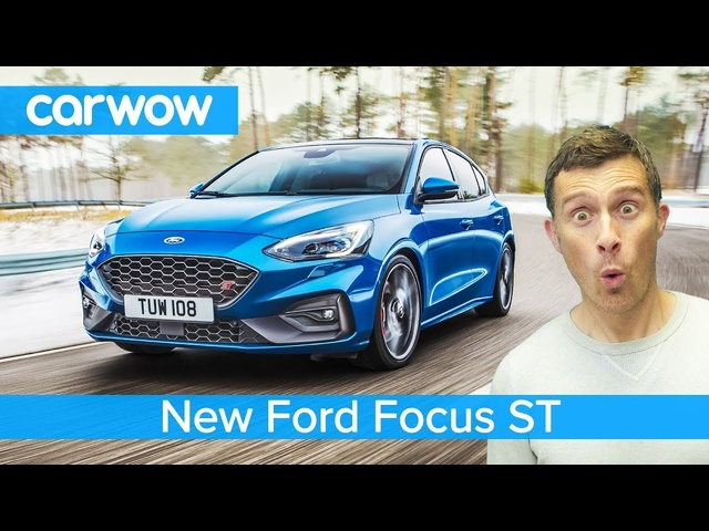 New Ford Focus ST 2019 - see why it could be the best all-round hot hatch!