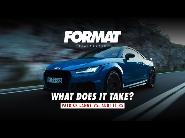 AUDI TT RS by FORMAT67.NET
