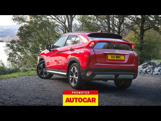 Promoted | Mitsubishi Eclipse Cross: Lake To Peak | Autocar