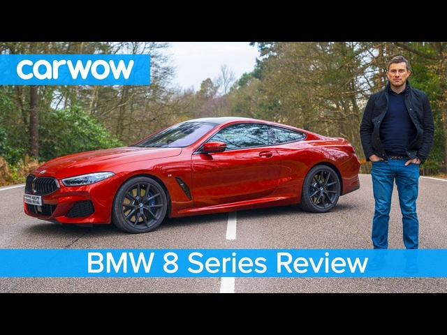 BMW 8 Series 2020 in-depth review | carwow Reviews