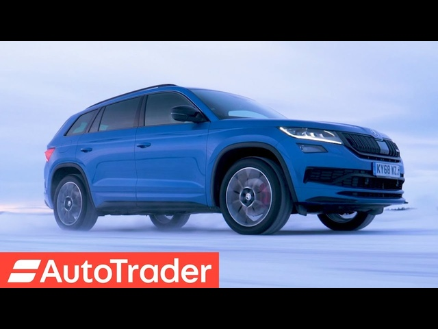 Skoda Kodiaq vRS: From Silverstone to Sweden