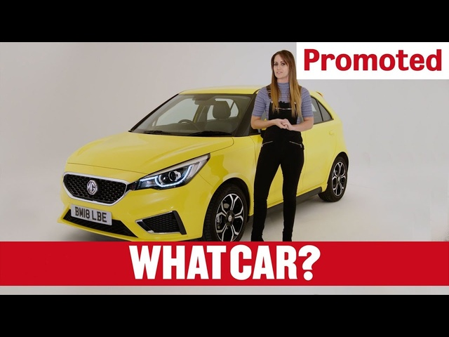 Promoted | MG3: Under The Spotlight | What Car?
