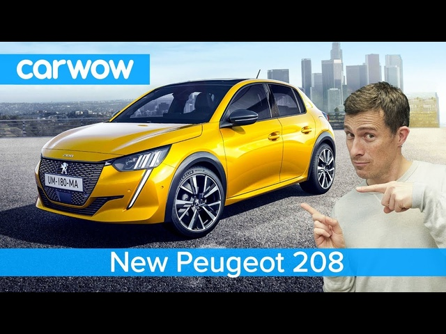 New Peugeot 208 hatch 2020 - see why it's WAY cooler than a VW Polo or <em>Ford</em> Fiesta