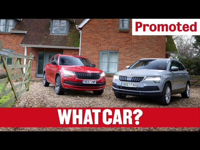 Promoted | The Skoda Karoq and Kodiaq: Louisa's story | What Car?