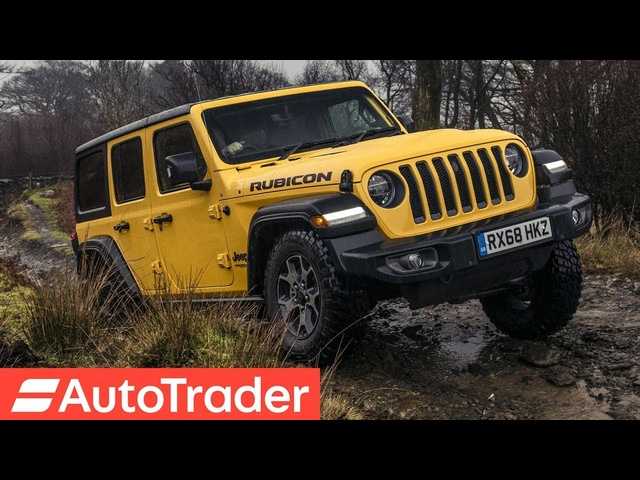 2019 Jeep Wrangler first drive review