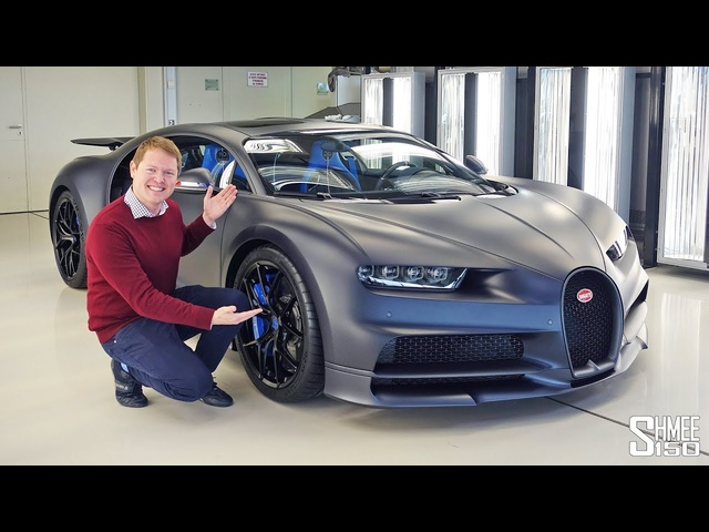 Bugatti Chiron Sport '110 ans Bugatti' | EXCLUSIVE FIRST LOOK