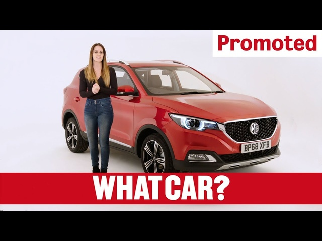 Promoted | The MG ZS: Under The Spotlight | What Car?