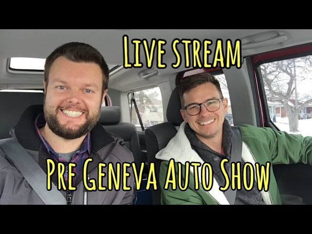 Going for alive pre-Geneva Auto Show drive