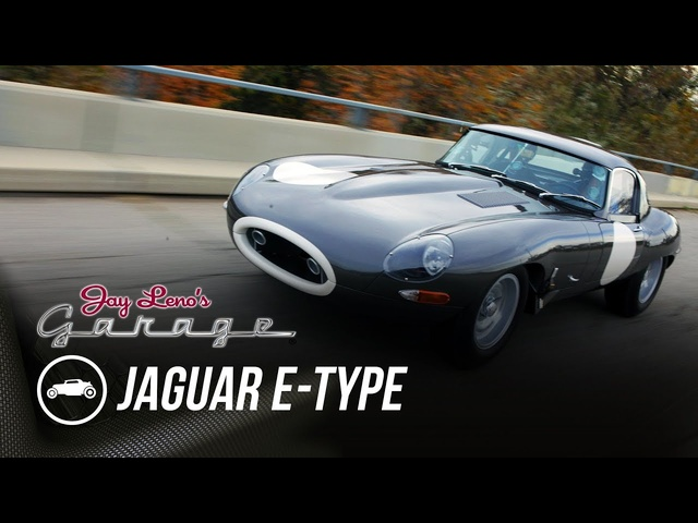 1963 Jaguar E-Type - Jay Leno's Garage