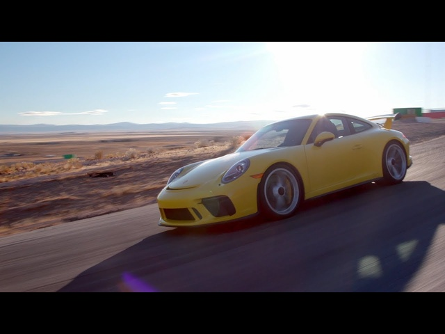 Tire Rack's Hot Lap | 2018 Porsche 911
