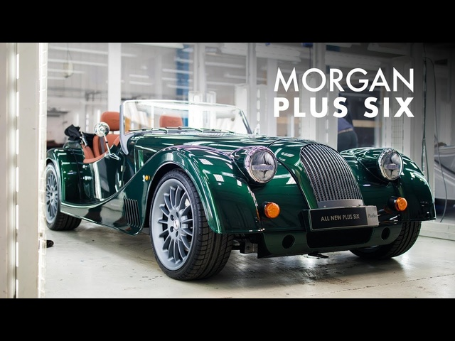 New Morgan Plus Six: Packing <em>BMW</em> Z4/Supra Power | Carfection 4K