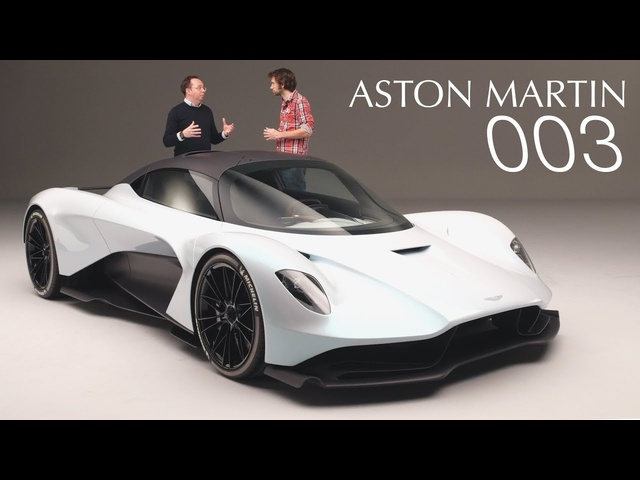 Aston Martin 003: In-Depth Look At The Son Of Valkyrie | Carfection 4K