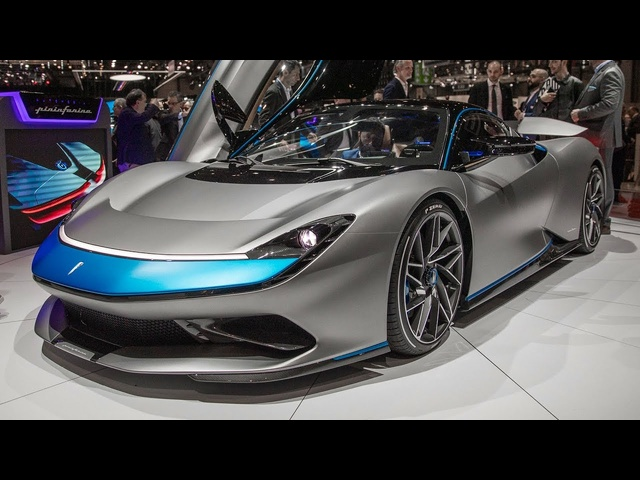 Pininfarina Battista: 1900hp Hyper-EV | Carfection