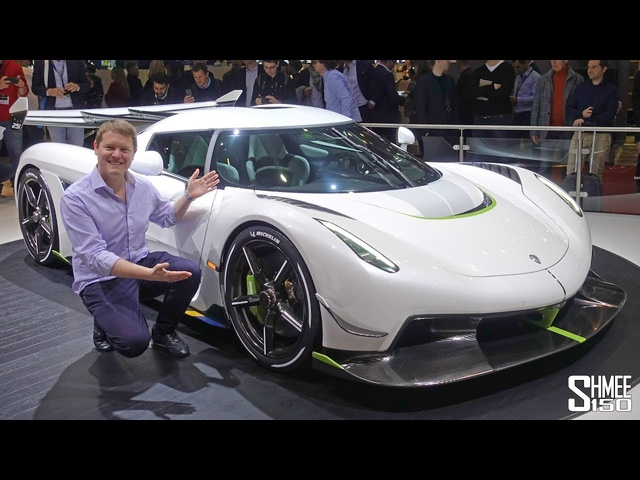 THIS is the 300mph Koenigsegg JESKO! | FIRST LOOK