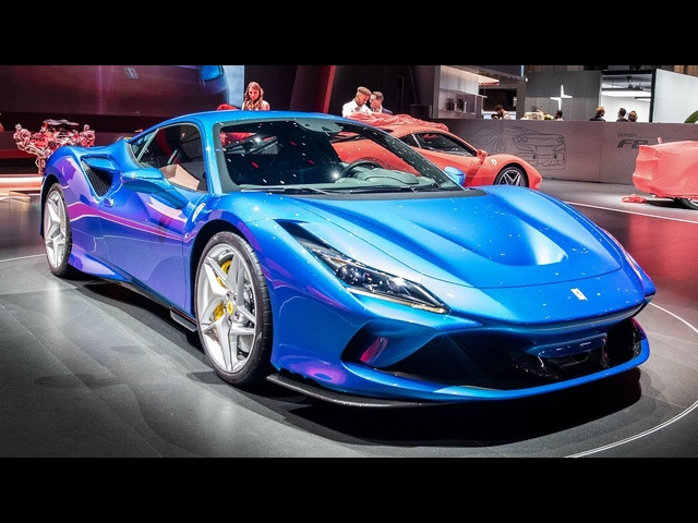 <em>Ferrari</em> F8 Tributo: Last Of The Non-Hybrid V8s | Carfection